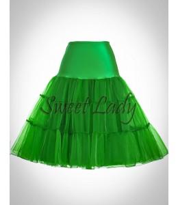 Zelená retro spodnička 16