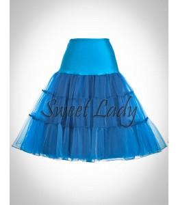 Modrá retro spodnička 18