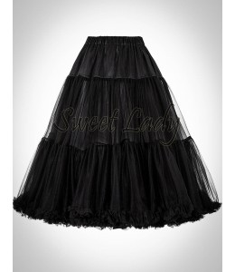 Čierna retro spodnička 21