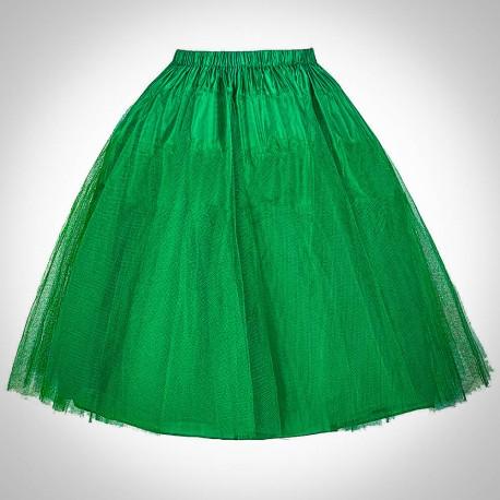 Zelená retro spodnička 2