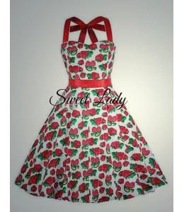Jahůdkové šaty